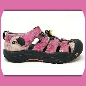KEEN Little Girls Waterproof Sandals